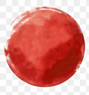 Red Circle - Chinese New Year .dwg PNG