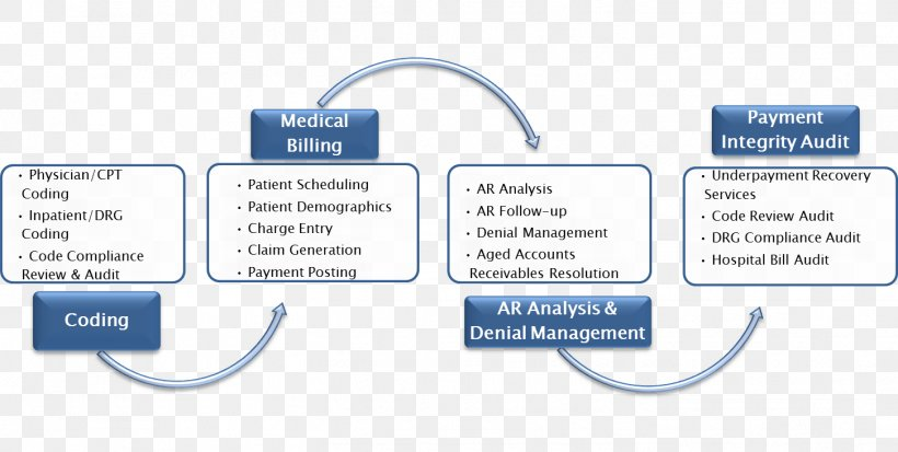 Medical Billing Revenue Cycle Management Internal Audit Health Care, PNG, 1452x733px, Medical Billing, Accounting, Area, Audit, Brand Download Free