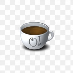 CS3 Coffee Cup Icon - White Coffee Ristretto Cuban Espresso Coffee Cup PNG