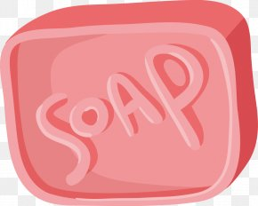 Soap Pink - Soap PNG