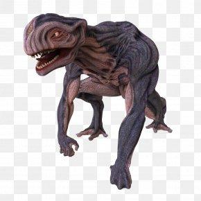 Dinosaur Monster Monster - Monster Troll Illustration PNG