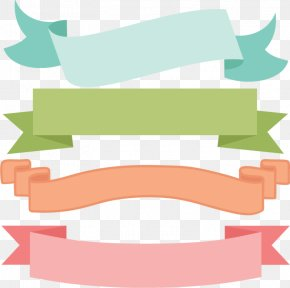 Free Svg Images - Borders And Frames Banner Scrapbooking Clip Art PNG