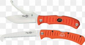 Knife Blocks Without Knives - Hunting & Survival Knives Knife Utility Knives Saw Flip N' Zip PNG