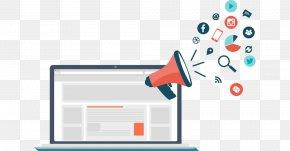 Social Media - Digital Marketing Social Media Social Video Marketing Reputation Management PNG