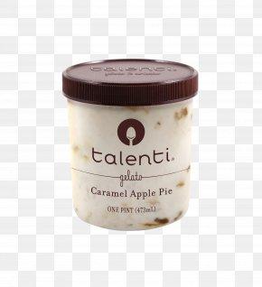 Ice Cream - Gelato Ice Cream Pumpkin Pie Apple Pie PNG