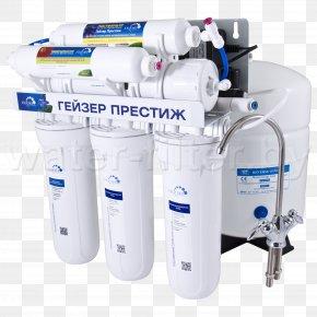 Water Filter - Water Filter Reverse Osmosis Geyser PNG