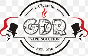 Vape Logo - Electronic Cigarette Role-playing Game Brand Logo Customer PNG
