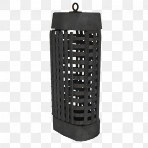 Silver Black Iron Cage - Iron Cage Icon PNG