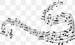 Musical Note - Musical Note Eighth Note Clip Art PNG