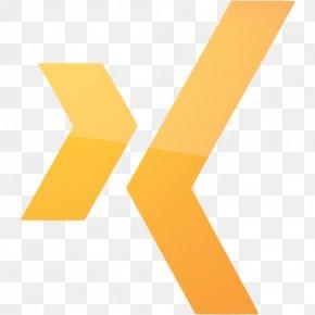 Symbol - Social Network Logo XING PNG