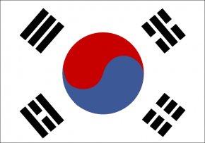South Cliparts - Flag Of South Korea Clip Art PNG