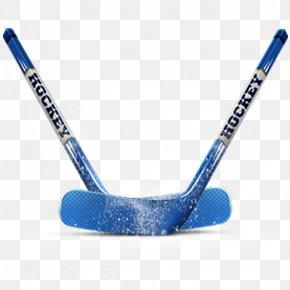 Hockey Sticks Painted - Ice Hockey Stick Ice Hockey Stick PNG