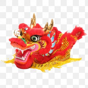 Chinese New Year - Dragon Dance Chinese New Year China Chinese Dragon Lion Dance PNG