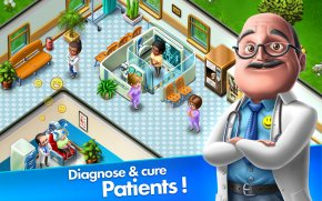 Hospital - My Hospital My Gym: Fitness Studio Manager Simulation Video Game PNG