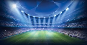 Three-dimensional Football Field - Football 1080p Display Resolution High-definition Television Wallpaper PNG