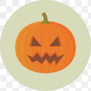 Halloween Decoration - Jack-o'-lantern Pumpkin Pie Calabaza Clip Art PNG