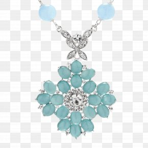 Women's Jewelry - Necklace Turquoise Bitxi PNG