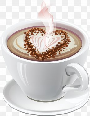 Cup Coffee - Coffee Tea Cafe Clip Art PNG