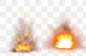 Explosion Fiery Fiery Carbon Fire - Fire Flame Explosion Wallpaper PNG