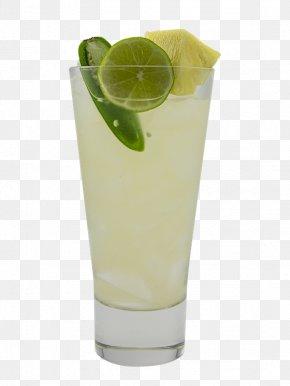 Cocktail - Rickey Margarita Cocktail Martini Lemonade PNG