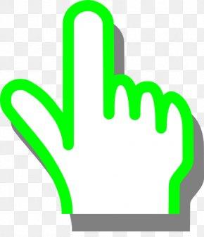 Index Finger Pointing Clip Art PNG