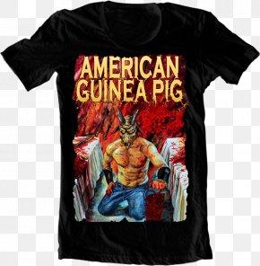 Guinea Pig - Concert T-shirt Nightshirt Clothing PNG