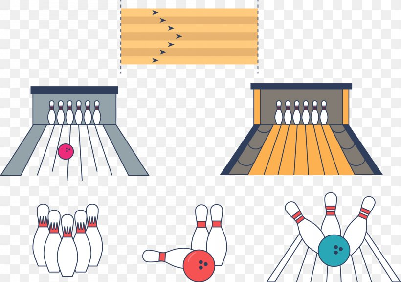 Bowling Pin Ten-pin Bowling Bowling Ball, PNG, 2101x1476px, Bowling Pin, Ball, Ball Game, Bowling, Bowling Alley Download Free