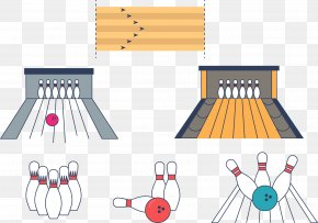 Bowling Bowling - Bowling Pin Ten-pin Bowling Bowling Ball PNG