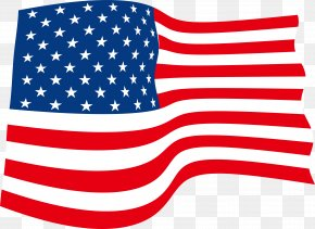 American Flag Design - Flag Of The United States Dietary Supplement Made In USA Meclofenoxate PNG