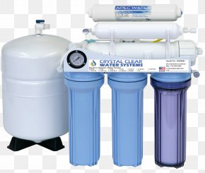 Storage - Water Filter Reverse Osmosis Drinking Water Water Purification PNG