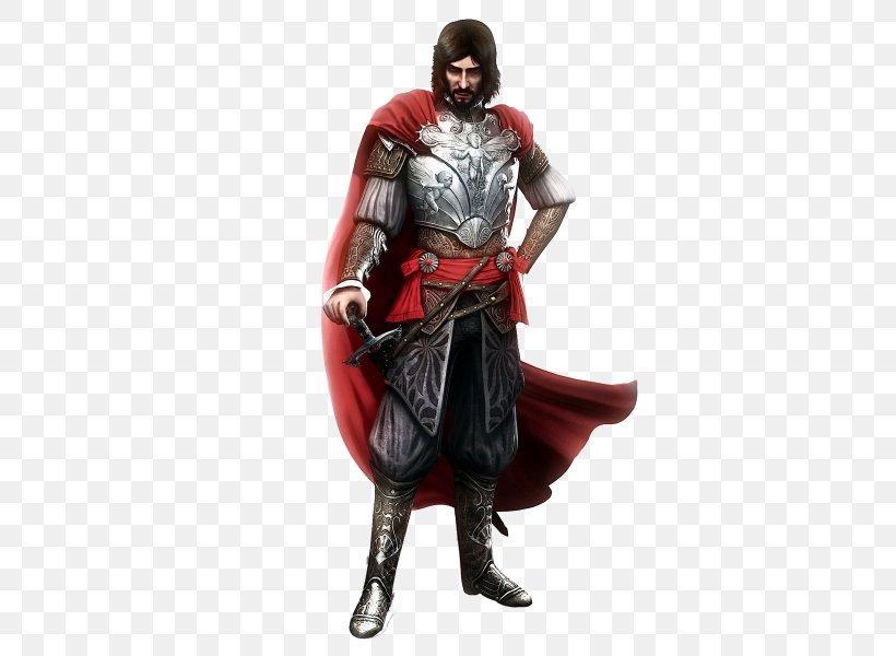 Assassin's Creed: Brotherhood Assassin's Creed III Ezio Auditore Assassin's Creed: Revelations, PNG, 424x600px, Ezio Auditore, Action Figure, Assassins, Costume, Costume Design Download Free