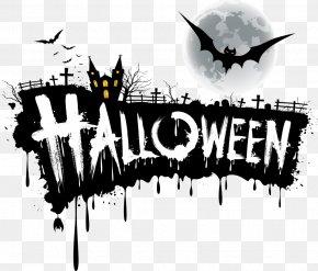 Halloween Vector Font Design - Halloween Jack-o'-lantern Font PNG