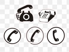 Telephone Symbol - Telephone Symbol Icon PNG