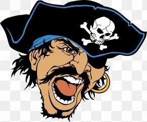 Pirate - Eleanor Roosevelt High School Bowie High School Oakland Raiders Colgate Raiders Football National Secondary School PNG