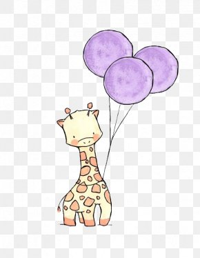Giraffe - Giraffe Drawing Cuteness Cartoon Sketch PNG
