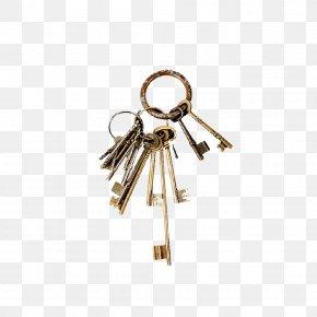 Trebles Key - Key Lock Download PNG