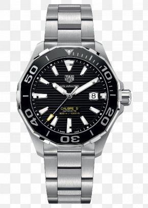 Watch - TAG Heuer Aquaracer Calibre 5 Automatic Watch TAG Heuer Aquaracer Caliber 5 PNG