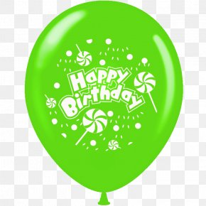 Balloon - Balloon Happy Birthday To You Party Wish PNG