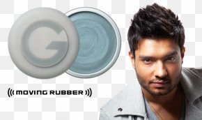 Hair Wax - Hair Wax Hairstyle Hair Styling Products GATSBY Moving Rubber Spiky Edge PNG