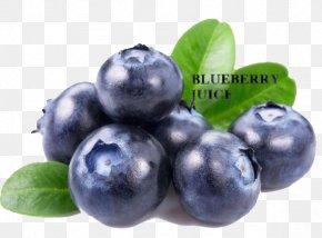 Blueberry Juice - Organic Food Juice Blueberry Tea Flavor PNG