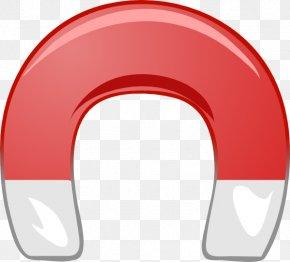 Magnet Cliparts - Trademark Logo Magnet URI Scheme Font PNG