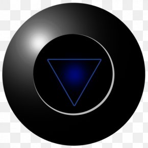 8 Ball - Magic 8-Ball Eight-ball Pool App Inventor For Android Clip Art PNG