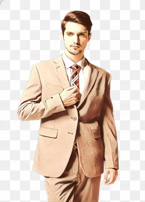 Tuxedo Standing - Suit Clothing Gentleman Formal Wear Outerwear PNG