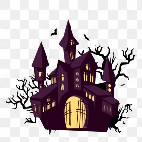 Halloween - Halloween Spooktacular Party Haunted House Haunted Attraction PNG