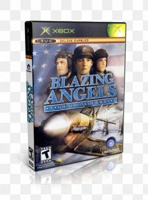 Xbox - Blazing Angels: Squadrons Of WWII Blazing Angels 2: Secret Missions Of WWII Xbox 360 Video Game PNG