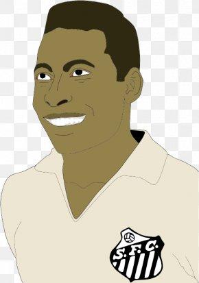 Pele Brazil - Pelé Brazil National Football Team Football Player Clip Art PNG
