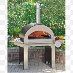 Pizza - Pizza Barbecue Wood-fired Oven Gas Stove PNG