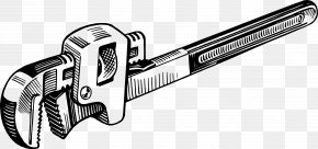 Wrench - Tool Pipe Wrench Spanners Adjustable Spanner PNG