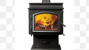 Stove - Wood Stoves Hearth Combustion Cast Iron PNG