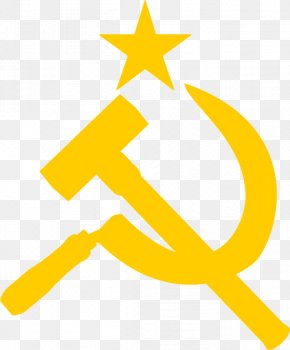 Union - Flag Of The Soviet Union Hammer And Sickle Communist Symbolism History Of The Soviet Union PNG